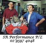 Visit SR Performance Website - Click Here